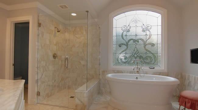 frameless shower doors Nashville